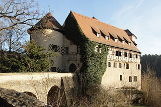 Rabenstein Castle (Upper Franconia) district and castle in Ahorntal