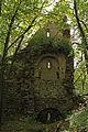 Burgruine Steinegg - nordöstliche Außenmauer innen 1.jpg