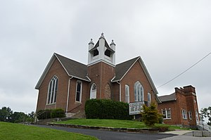 Burnside, Kentucky - Burnside Methodist Church