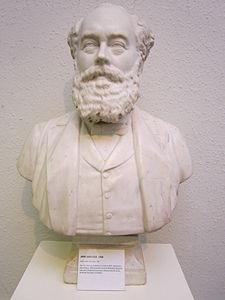Bust of John Laird (shipbuilder), Willamson Art Gallery.jpg