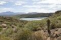 Butcher Jones Trail to Pinter's Point Loop, Tonto National Park, Saguaro Lake, Ft. McDowell, AZ - panoramio (58).jpg