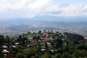 Butembo - Image: Butembo 2014
