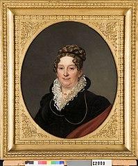 Johanna van Limburg (1766-1830). Echtgenote van Theodorus Ma