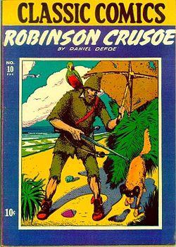 CC No 10 Robinson Crusoe