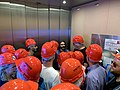 CERN Open Days elevator ride.jpg