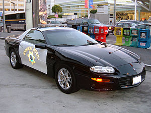 The California Highway Patrol (CHP) is a law enforcement agency of the