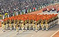 CISF marching contingent passes through the Rajpath during the 63rd Republic Day Parade-2012, in New Delhi on January 26, 2012.jpg