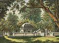COLLECTIE TROPENMUSEUM Een begraafplaats in Bontowala TMnr 3728-859.jpg