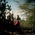 COLLECTIE TROPENMUSEUM Samburu krijgers TMnr 20038849.jpg