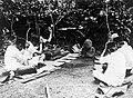 COLLECTIE TROPENMUSEUM Simaloengoen. Fetisch-dienst in het land van Dolok Silou TMnr 10033231.jpg