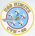 A Nimitz jelvénye