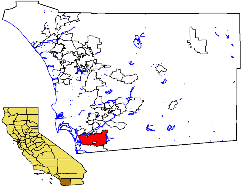 Файл:CV in SD County map.png