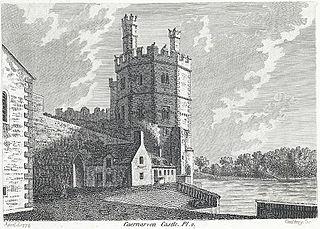 Caernarvon Castle. Pl.2