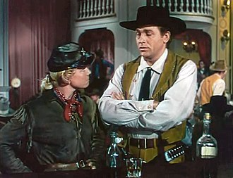 Doris Day - Day with Howard Keel in Calamity Jane (1953)