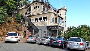 Julius' Castle - Image: California 05836 Julius' Castle (20015100964)