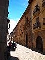 Calle Mayor - Puente la Reina.JPG