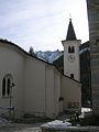 Campanile chiesa di Saint-Rhémy-en-Bosses.JPG