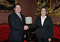 Canciller recibió a nuevo Embajador de Ecuador en el Perú (10690938975).jpg
