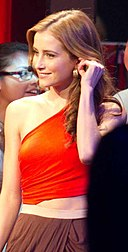 Candace Bailey at E3 2011.jpg