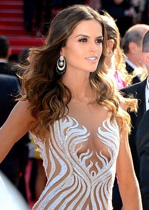 Izabel Goulart - Goulart at the 2015 Cannes Film Festival.