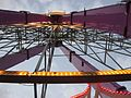 Cannstatter Volksfest2012 60M Riesenrad Froschperspektive.jpg
