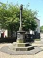 Canongate Mercat Cross - geograph.org.uk - 1336753.jpg