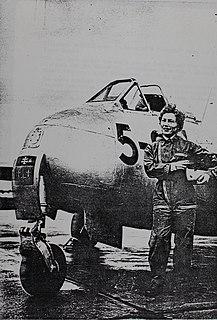 Élisabeth Boselli French fighter pilot
