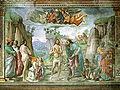 Cappella tornabuoni, 16, battesimo di Cristo.jpg