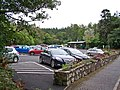 Car park for Dunvegan Castle - geograph.org.uk - 1454857.jpg
