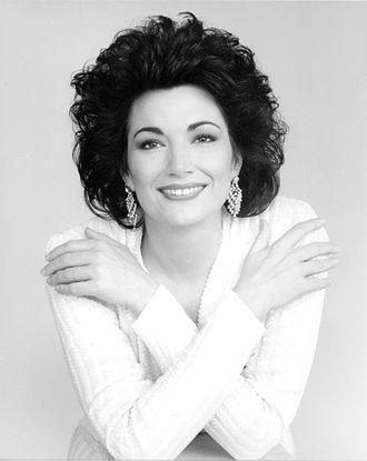 Carol Vaness - Carol Vaness, American soprano