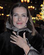Schauspieler Carole Bouquet