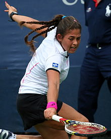 Carolina Meligeni Rodrigues Alves at the 2013 US Open.jpg