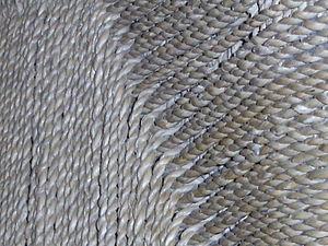 Texture (visual arts) - Image: Carpet detail