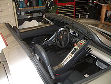 Porsche Carrera Gt Wikipedia La Enciclopedia Libre