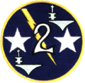 Carrier Group 2 (US Navy) insignia 1961.png