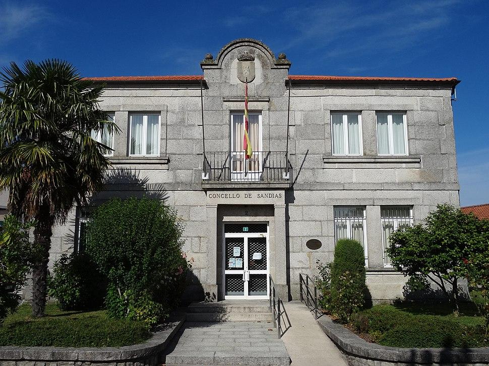 Casa concello Sandiás 01