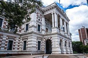 Casa de Gobierno de la Provincia de Buenos Aires-La Plata-1