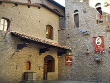Casa di Dante a Firenze