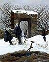 Caspar David Friedrich - Graveyard under Snow - Museum of Fine Arts.jpg
