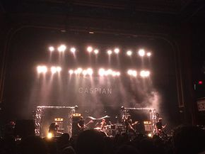 Caspian (band) - Wikipedia