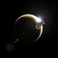 Cassini over Titan (36308819626).jpg