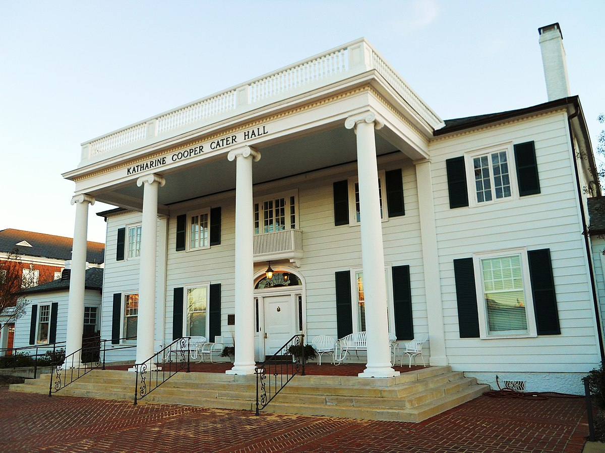 Mansion Foyer University : Cater hall wikipedia