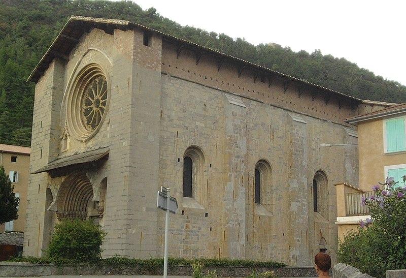 Fichier:Cathédrale Notre Dame du Bourg Digne 04.jpg