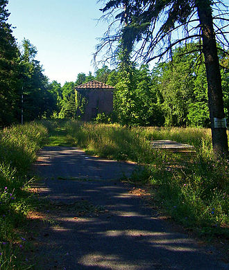 Catskill Aqueduct - The Catskill Aqueduct in southern Ulster County