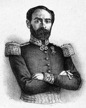 French Executive Commission (1848) - General Louis-Eugène Cavaignac
