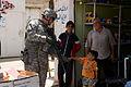 Cavalrymen, Iraqi police patrol Taza DVIDS172670.jpg