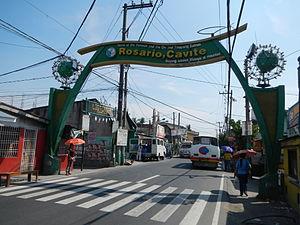 Rosario, Cavite - Image: Cavitejf 3150 01