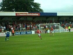 Chester City F C Wikipedia