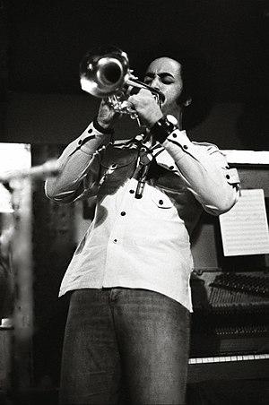 Cecil Bridgewater - Cecil Bridgewater in 1976