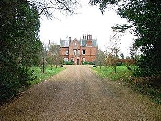 Beighton, Norfolk - Image: Cedar House, Beighton geograph.org.uk 293137